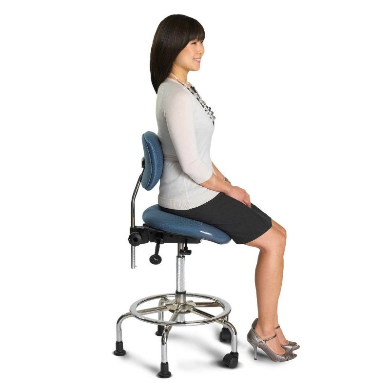 Ergocentric 3 In 1 Sit Stand Stool
