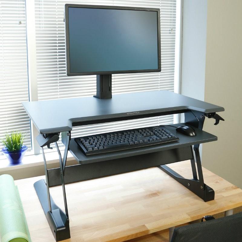 Ergotron Workfit T Sit Stand Workstation Black 33 397 085