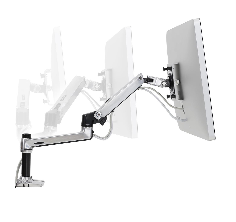 More Views. Share. Ergotron LX Desk Mount LCD Monitor Arm