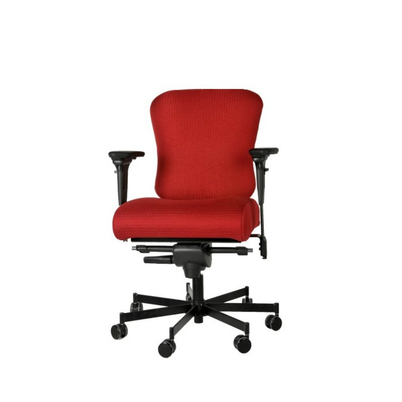 Ergonomic Big U0026 Tall Task Chair | 24 Hour Use | 3152 | Task Intensive |  Plus Size |