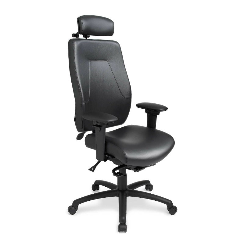 ErgoCentric ECentric Plus Size Task Intensive Chair
